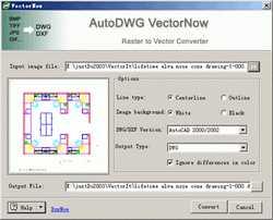 VectorNow Raster to Vector Converter