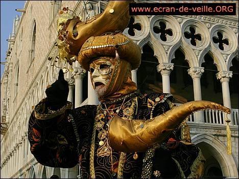 Download Venice Carnival Screensaver EV