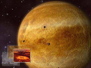 Download Venus 3D Screensaver