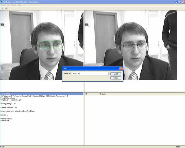 Download VeriLook algorithm demo for MS Windows