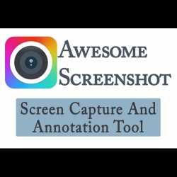 VeryUtils Screen Capture and Screenshot Tool