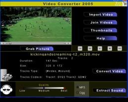 Download Video Converter 2005