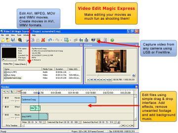 Download Video Edit Magic Express