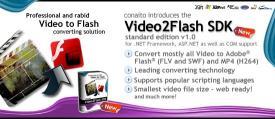 Download Video2Flash SDK