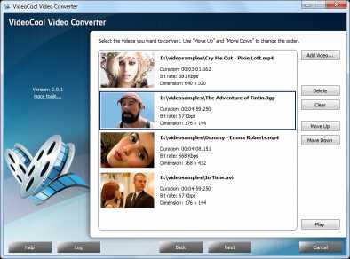 VideoCool Video Converter