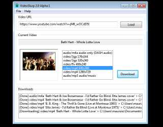 Download VideoSlurp YouTube Downloader
