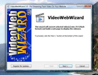 Download VideoWebWizard