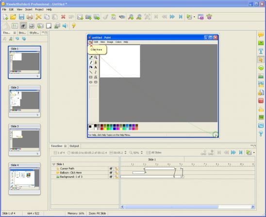 Download ViewletBuilder 6 Professional