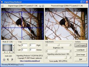 Download Vignetting Reducer