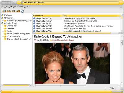 Download VIP Rumor RSS Reader