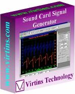Download Virtins Sound Card Signal Generator