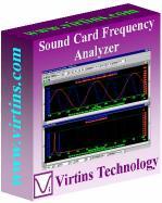 Download Virtins Sound Card Spectrum Analyzer