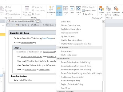 Download Virto SharePoint Workflow Activities Kit