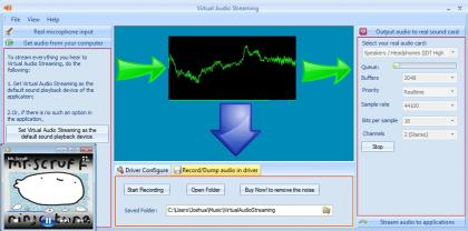 Download Virtual Audio Streaming