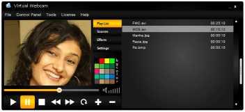 Virtual Webcam