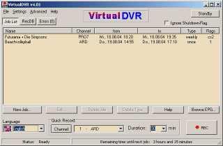 VirtualDVR