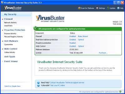 VirusBuster