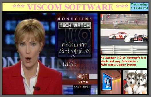 Download VISCOM Digital Signage Display Software