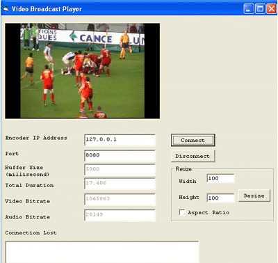 Download VISCOM Video BroadCast ActiveX SDK