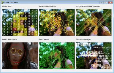 Download VisionLab VC++
