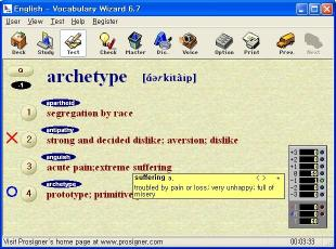 Download Vocabulary Wizard