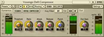 Download Voxengo Deft Compressor