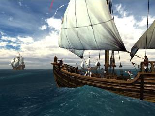 Download Voyage of Columbus 3D Screensaver