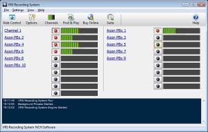 Download VRS Enterprise Multichannel Recorder