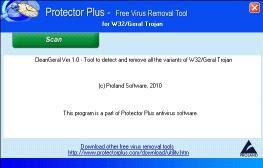 Download W32/Geral Trojan Removal Tool.