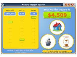 Download Wacky Mortgage Calculator