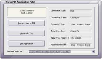 Download Warez Acceleration Patch