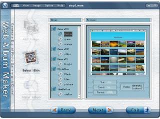 Download Web Album Maker