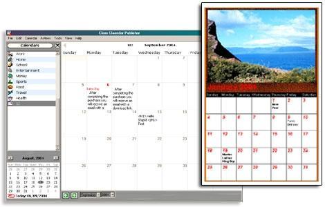 Download Web Calendar Pad