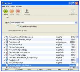 Download Web Dumper