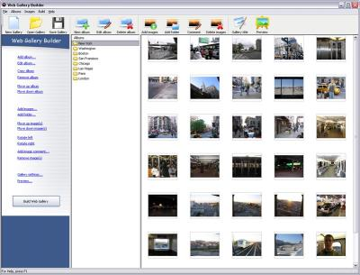 Download Web Gallery Builder