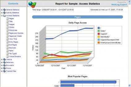 Download WebLog Expert