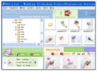 Download Wedding Slideshow Studio