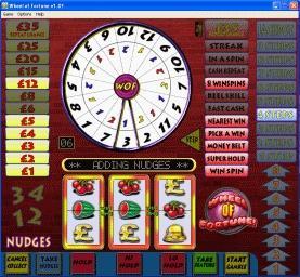 Download Wheel of Fortune Fruit Machine