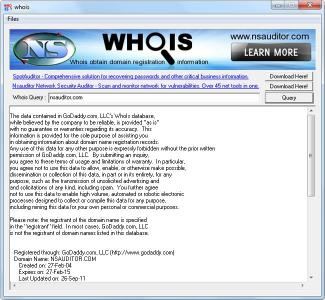 Download Whois