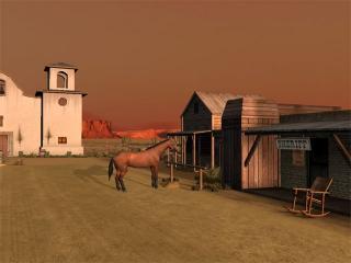 Download Wild West 3D Screensaver