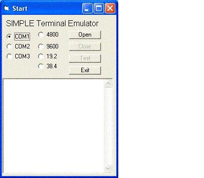 Download Win/CE Std Serial Comm Lib for eVB