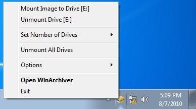 Download WinArchiver Virtual Drive