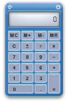 Download Window Gadgets Calculator
