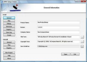 Download Windows Installation Package Creator