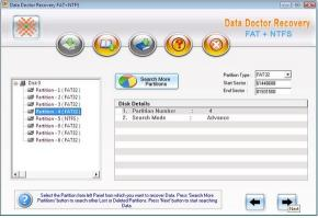 Download windows Lost Partition Data Recovery