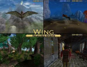 Download Wing: Released Spirits