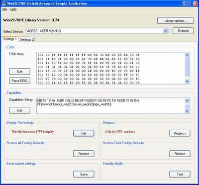 Download WinI2C-DDC