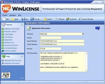 Download WinLicense