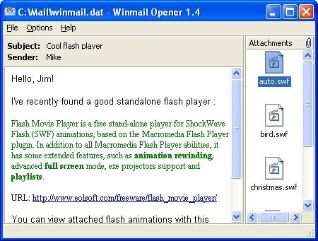 Download Winmail Opener