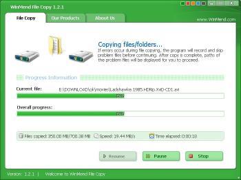 Download WinMend File Copy